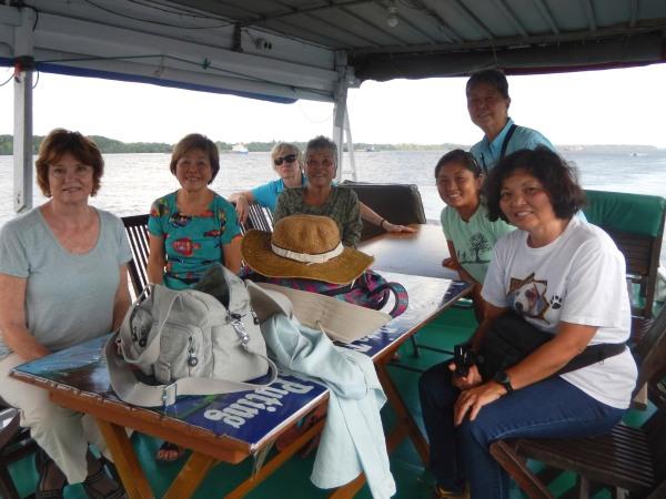klotok, Harapan Mina -Borneo