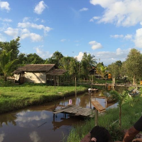 Sekonyer Village