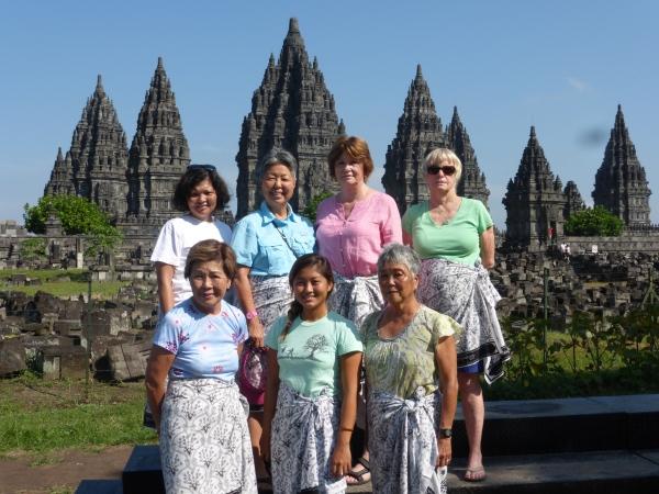 Prambanan, Java, UNESCO World Heritage site