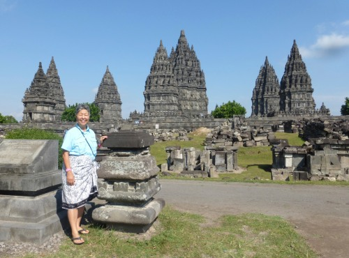 Prambanan, Java, UNESCO World Heritage site