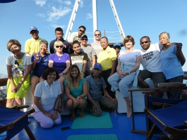 All of us with Tarata crew
