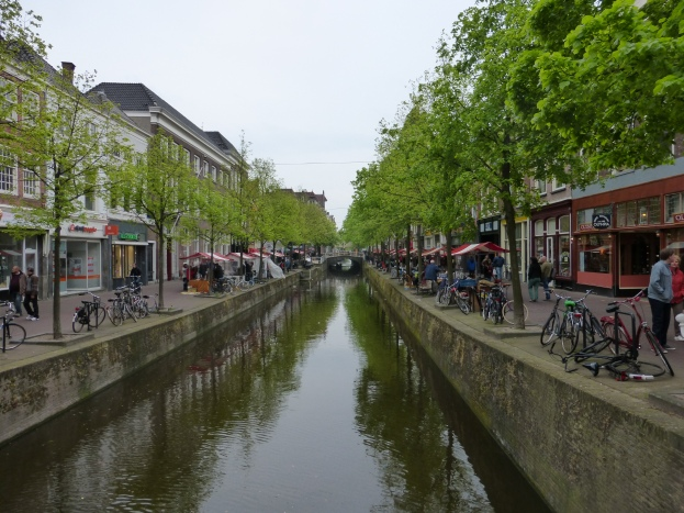 Canal cruise tour of Amsterdam