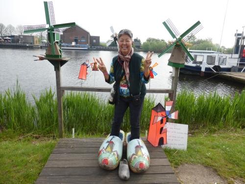 Kinderdijk: Got Wooden Shoes?