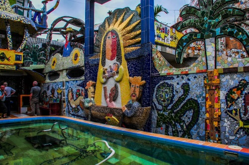 CUBA 2016-01-14 HAVANA - SCENES & PEOPLE MOSAICS (82)-1